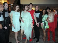 """Logan's Run"" group costume by dolescum, via Flickr"