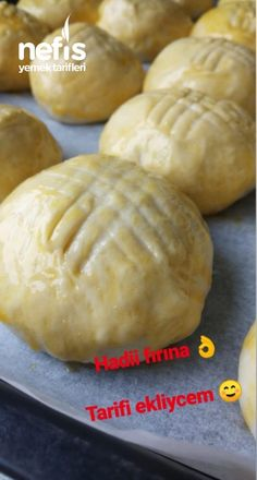 Pamuk Poğaça (Mutlaka Deneyin) - Nefis Yemek Tarifleri - #6296969 Hamburger, Bakery, Delicious Desserts, Bread, Recipes, Food, Recipe, Prepping, Brot