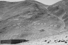 Geoglifos pintados