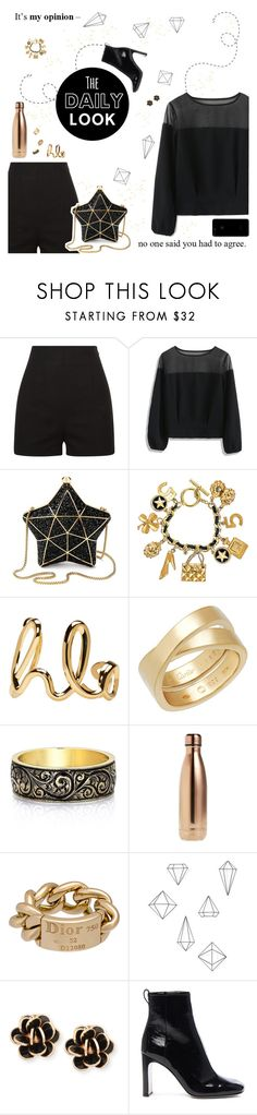 """""""In my opinion"""" by dory-speaks-whale ❤ liked on Polyvore featuring Chicwish, Aspinal of London, Chanel, Chloé, Cartier, S'well, Christian Dior, Umbra, Chantecler and rag & bone"""