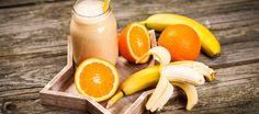 Shake Banane Orange