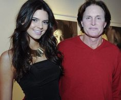 Kendall Jenner Gives Her Dad A Shoutout On Instagram