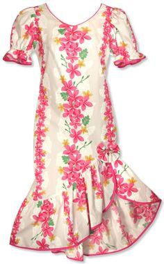 Makani Love Hawaiian Dress
