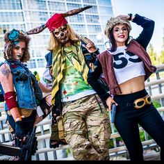 tank girl and booga cosplay - Google Search