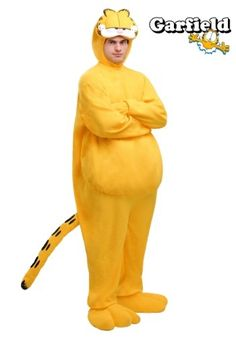 Bring your favorite comic strip cat to life in this Plus Size Garfield Costume! This adult Garfield costume makes a funny animal costume idea for Halloween. Great Halloween Costumes, Funny Costumes, Theme Halloween, Movie Costumes, Cool Costumes, Adult Costumes, Costumes For Women, Costume Ideas, Female Costumes