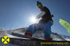 xcess company snowboard