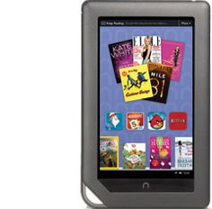 My NOOK Color, a new part of my world this year