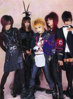I miss when Toshiya was just the groups skank.
