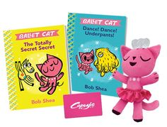 Ballet Cat Prize Package Giveaway - Sugar, Spice and Family Life