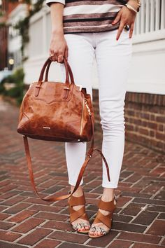White Jeans For Work & Weekend a perfect transition into Fall