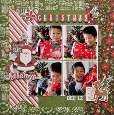 『Christmas』by Miyuki Kawakami