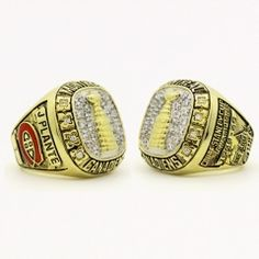 1959 Montreal Canadiens Stanley Cup Championship Ring