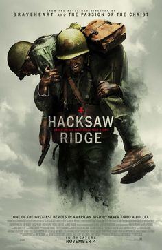 Hacksaw Ridge Producer: #christiancinema