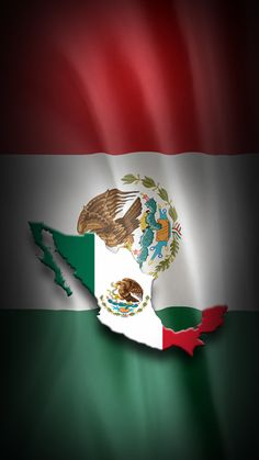 Mexico New Mexican, Mexican Art, Mexico Wallpaper, Latinas Quotes, Flag Country, Flags Of The World, Vietnam Travel, Mexico Travel, Love Pictures
