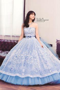 佐々木希 (Nozomi Sasaki): Fancy - spring & summer 2014 of. Royal Dresses, Quince Dresses, Ball Gown Dresses, 15 Dresses, Elegant Dresses, Pretty Dresses, Blue Dresses, Fashion Dresses, Marine Uniform