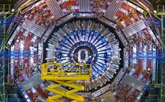 The Large Hadron Collider will soon power up to test a new theory: whether dark matter originates from the Higgs Boson.