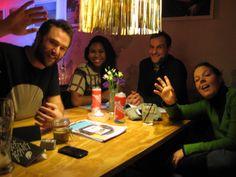 Locals meet up at Michelberger Hotel November 2013