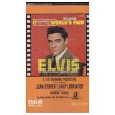 It Happened At The World's Fair by Elvis Presley from RCA on Cassette…