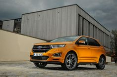 Ford Edge   Sport Review Autocar