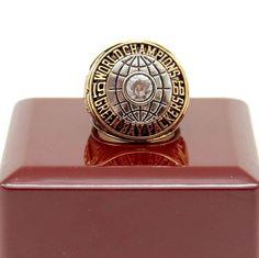 Green Bay Packers 1966 NFL Super Bowl I Championship Ring