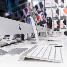 Upealla iMac tietokoneella tyyliä kotiisi! #expertfi #apple #imac