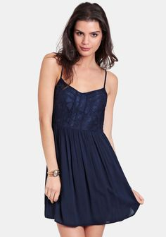 International Affair Lace Dress at #threadsence @ThreadSence