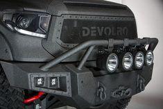 The Devolro Toyota Tundra Diablo Is A Off-Road Maniac 2015 Toyota Tundra, Toyota 4x4, Toyota Hilux, Toyota Tacoma, Nissan Navara, Navara D40, Accessoires 4x4, 4x4 Accessories, Toyota Tundra Accessories