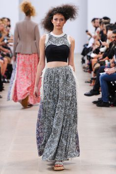 Julien David Spring 2015 Ready-to-Wear - Collection - Gallery - Look 1 - Style.com