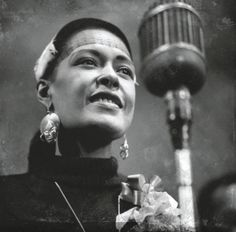 "Billie Holiday   ""Behind me, Billie was on her last song. I picked up the refrain, humming a few bars. Her voice sounded different to me now. Beneath the layers of hurt, beneath the ragged laughter, I heard a willingness to endure. Endure- and make music that wasn't there before."" Barack Obama. Quoted in ""Dreams From My Father"""