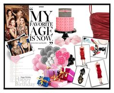 """""""HAPPY BIRTHDAY"""" by albat0ul ❤ liked on Polyvore featuring Dolce&Gabbana and Chanel"""