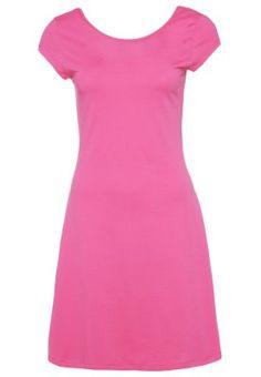 Pedir Vero Moda MAJERA - Vestido de algodón - magenta por 14,95 € (13/02/15) en Zalando.es, con gastos de envío gratuitos.