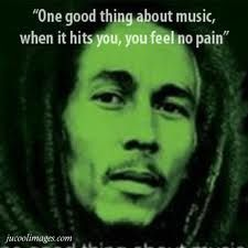 If Its Bob's music, thats for sure.