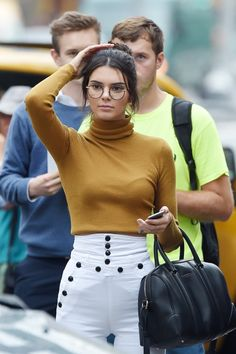 10.9.15 Kendall out in NYC.