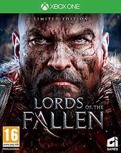 Lords of the Fallen - Limited Edition (Xbox One) http://amzn.to/2hW2ook