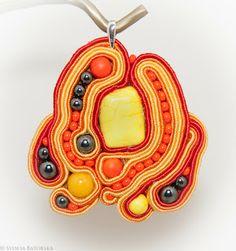 Soutache necklace. Soutache Necklace, Crochet Earrings, Jewelry, Jewlery, Jewerly, Schmuck, Jewels, Jewelery, Fine Jewelry