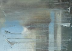 Gerhard Richter | September, 26 X 35 3/8 in., 2009