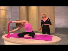Mari Winsor Pilates - YouTube