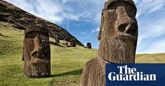 easter island statues - Google Search Easter Island Statues, Polynesian People, The Guardian, Google Search, Plants, Plant, Planets