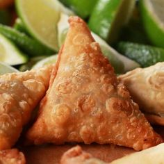 Kenyan Beef Samosas | Tasty Recipes