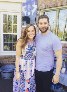 Good Bones Star Mina Starsiak and Her Hubby Give Us Serious Good Bones Mina, Good Bones Hgtv, Mina Starsiak, Nicole Curtis Rehab Addict, Flip Or Flop, Hgtv Shows, Sarah Richardson, Diy Network, Celebrity Couples