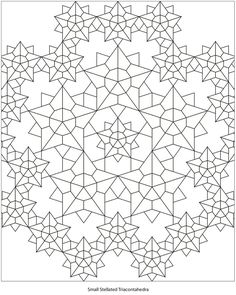 Welcome to Dover Publications Creative Haven Geoscapes Coloring Book