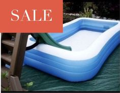Large-Family-Inflatable-Swimming-Pool-Center-Water-Giant-Indoor-Outdoor-Kid-Play -- This looks like a great deal!