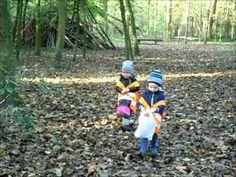 1KZA en 1KZB naar het bos Oktober 2014