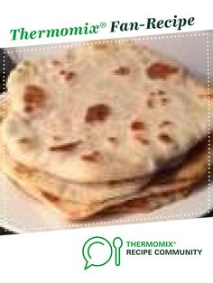 Naan Bread by aggie94. A Thermomix <sup>®</sup> recipe in the category Breads & rolls on www.recipecommunity.com.au, the Thermomix <sup>®</sup> Community.
