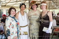 'Downton Abbey' tea hosted by Daughters of the British Empire at Longue Vue House and Gardens | NOLA.com #nolasocialscene