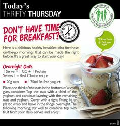 Quick Healthy Breakfast, Healthy Meals For Kids, Healthy Eating Recipes, Clean Recipes, Low Carb Recipes, Healthy Snacks, Breakfast Recipes, Eating Plans, Have Time