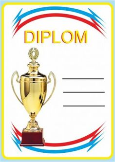 Diplom D54 Borders For Paper, Borders And Frames, School Gifts, School Days, Flower Shop Design, School Clipart, Certificate Design, Sports Day, School Bulletin Boards
