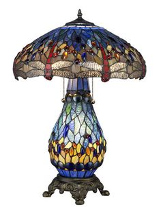 Image detail for -All Tiffany Lamps Products - Tiffany Style Lamps by Serena d' Italia