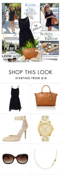 """""""The Look for Less: Kristin Cavallari"""" by thewondersoffashion ❤ liked on Polyvore featuring Kristin Cavallari, Melissa, Warehouse, Fiorelli, Chinese Laundry, Forever New, C. Wonder, MANGO, LookForLess and contest"""