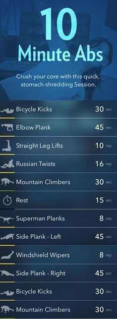 10 Minutes Ab Workout | Posted By: AdvancedWeightLossTips.com #absworkoutmen